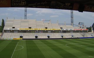 Belgium: New grandstand opened after less than 3 months!