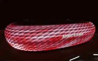 Munich: Allianz Arena shines like new