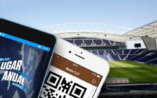 Porto: Season ticket? On a smartwatch