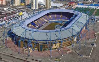 Kharkiv: Metalist stadium at risk of destruction?