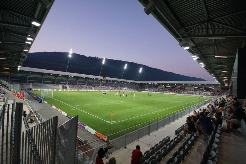 Tissot Arena