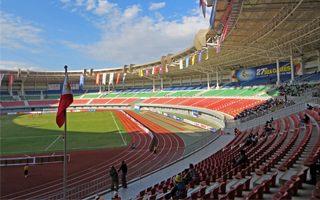 New stadium: Have you met the Burmese triplets?