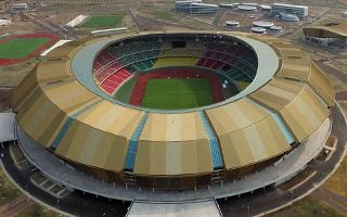 New stadium: Congo feels proud again