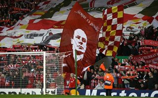 Liverpool: To wave a flag you need… accreditation