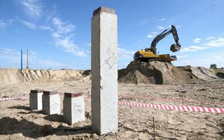 New construction: Kaliningrad last city to take off