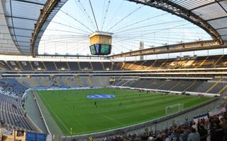 Frankfurt: Eintracht want 18,000 standing places!