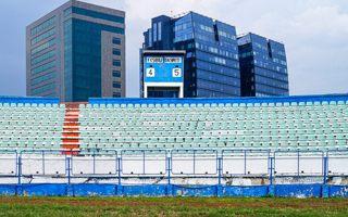 New stadiums: Transylvania and Gheorghe Hagi's dream
