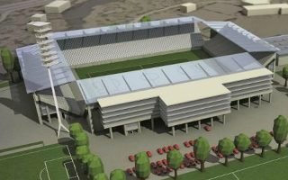 Germany: Green light for new Jena stadium