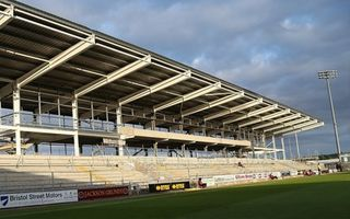 England: East Stand revamp could sink Northampton Town?