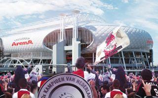 New design: Amsterdam ArenA for Euro 2020