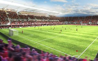 USA: DC United closer to new stadium