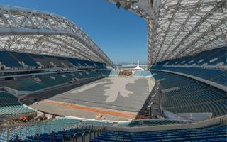 Russia 2018: Grass in Sochi by year end