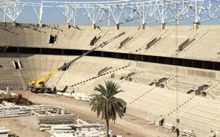 Iraq: Turkish workers released after stadium abduction