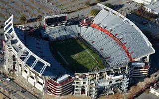 New stadiums: October four from the US