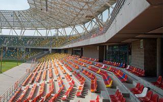 Poland: The secret of unopened Bielsko-Biała stadium