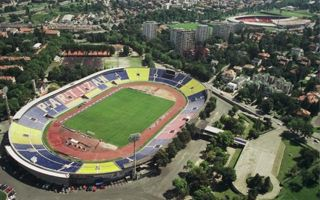 Serbia: State to co-fund national stadium