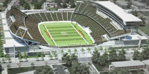 Colorado: CSU Stadium excavation begins
