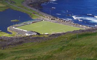 New stadiums: Wonderful sights from Faroe Islands