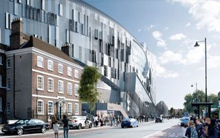 London: Three companies bidding for Tottenham build