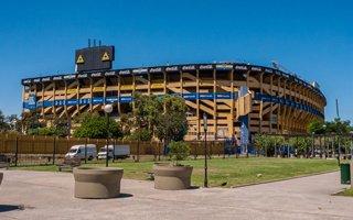 Buenos Aires: Fans won't let go of Bombonera