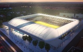 Budapest: MTK Stadium ready in mid-2016