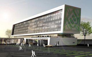 Mönchengladbach: Borussia announce hotel at Borussia Park