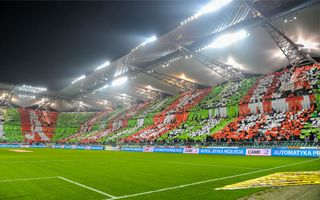 Warsaw: High-speed internet working well at Legia