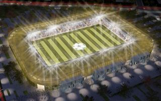 New design: Kosice to finally get a new stadium?