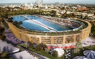 Australia: Surf park instead of Subiaco Oval?