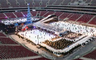 Warsaw: Another record for Narodowy's winter park?