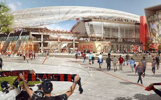Los Angeles: LAFC a step closer to new stadium