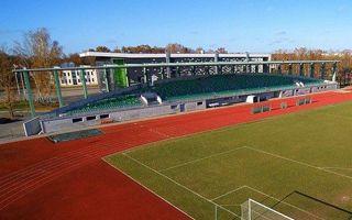 New stadiums: Jelgava and Riga