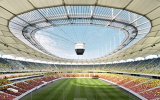 Romania: Scandal, national stadium closed