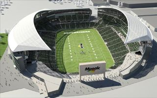 Regina: Mosaic Stadium reaches 60%