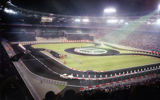 Stuttgart: Mercedes-Benz Arena to host Mercedes racing