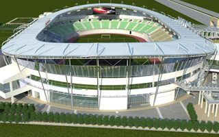New design: First Egyptian stadium to have a roof
