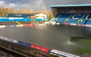 England: Heroic fight with flood in Carlisle