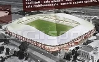 Bucharest: Rapid's new stadium? We've seen it somewhere