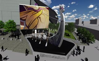 Minneapolis: Vikings to build a ship outside US Bank Stadium