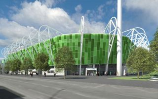 Wien: Rapid allows fans to invest in new stadium