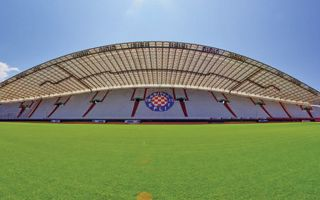 Croatia: Hajduk's home listed as cultural property