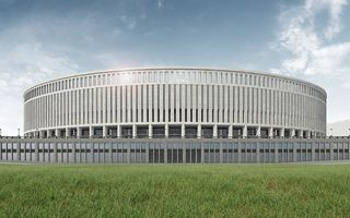 Russia: Krasnodar Coliseum opening postponed until spring