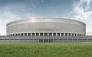Russia: Krasnodar Coliseum opening postponed until spring