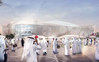 Qatar 2022: World Cup stadium every 6 miles?!