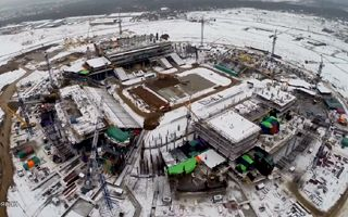 New construction: Not afraid of winter in Samara