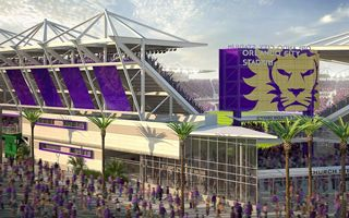 Orlando: Future grandstands to begin growing soon