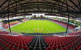New stadiums: 5 stadiums, 45 training fields