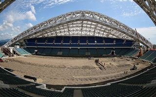 Russia 2018: Sochi speeding up for Confederations Cup