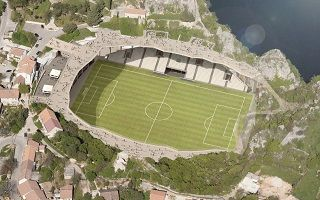 Stadium & design: Pearl of Dalmatia today and in the future?