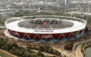 London: West Ham want to increase Olympic Stadium capacity